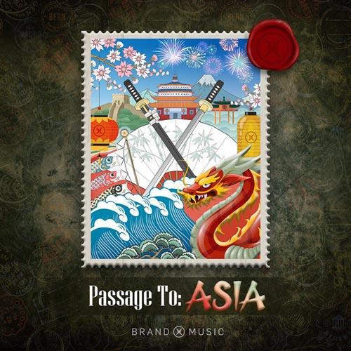 گذری به آسیا ، موسیقی تریلر حماسی با تم موسیقی چینی از برند اکس موزیک