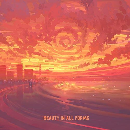 زیبایی در همه اشکال ، موسیقی لو فای آرامش بخش از هوگوی
