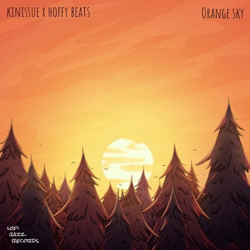 آسمان نارنجی ، موسیقی لو فای آرامش بخش و خیال انگیز از کینیشو