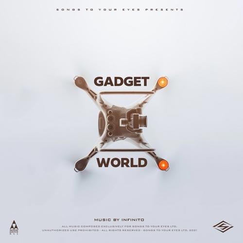 دنیای گجت ، موسیقی الکترونیک مناسب برای معرفی محصولات دیجیتالی از سانگس تو یور آیز