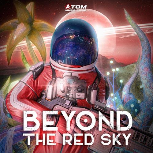 آن سوی آسمان سرخ – اتم موزیک اودیو
