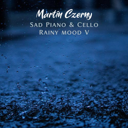 پیانو و ویولنسل غمگین با حال و هوای بارانی بخش پنجم اثری از مارتین چرنی