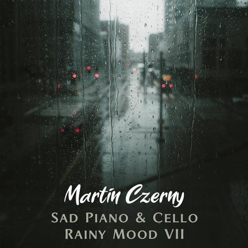 پیانو و ویولنسل غمگین با حال و هوای بارانی بخش هفتم اثری از مارتین چرنی