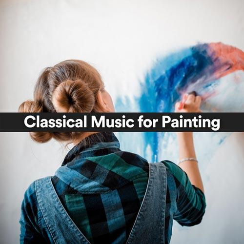 موسیقی کلاسیک برای نقاشی