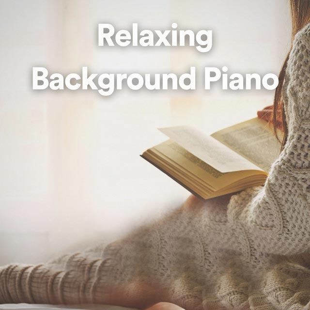 پیانو پس زمینه آرامش بخش