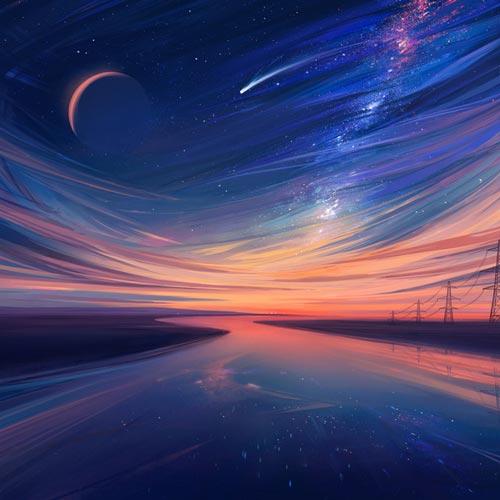 ساعت آبی – انرا