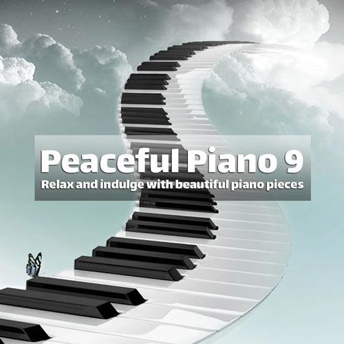 پیانو آرام و صلح آمیز قسمت نهم
